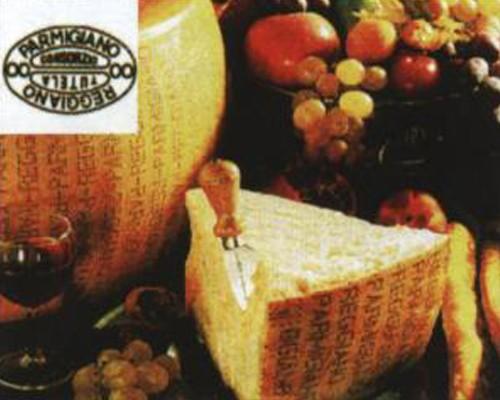 Parmigiano Reggiano - 30 Monate D.O.P.
