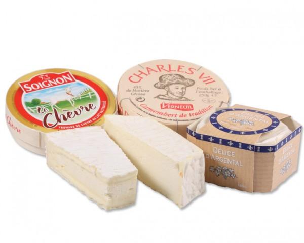 Käseprobierpaket Weichkäse