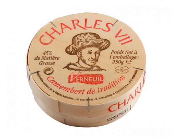Camembert Charles VII