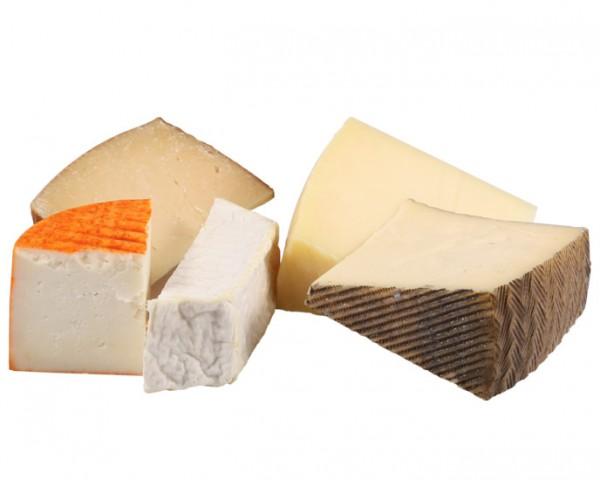 Käseprobierpaket Schaf & Ziege