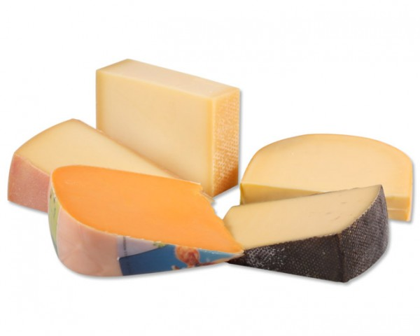Käse Probierpaket mild