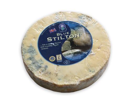 Blue Stilton P.D.O. Stück